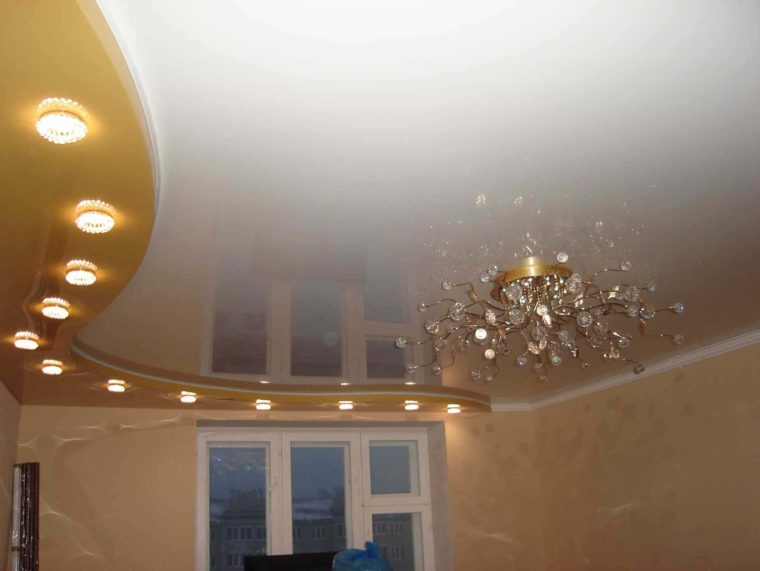 натяжные потолки, ремонт под ключ, жалюзи, товары Luxury